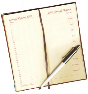 Forward-Planner-with-a-pen