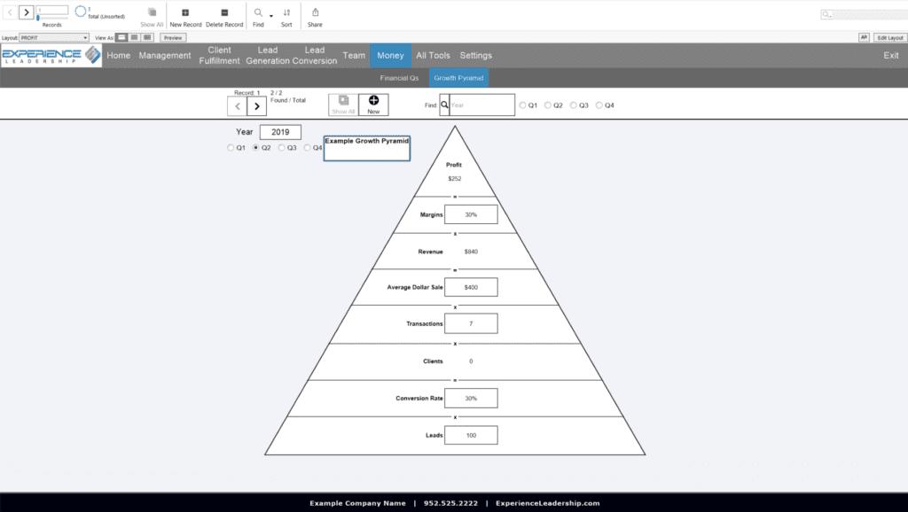 Money_GrowthPyramid - XLTools