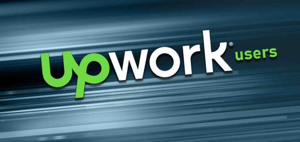 upwork user