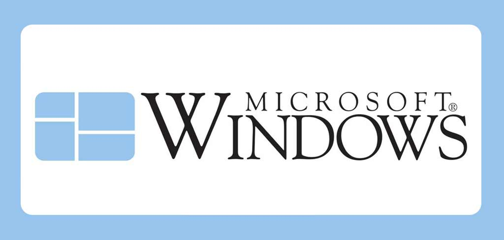 Original Windows Logo