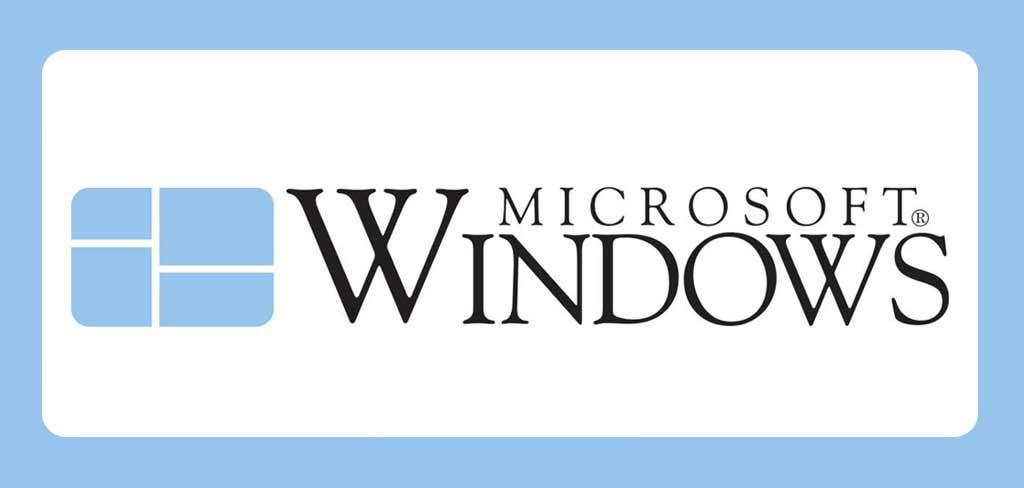 Original Windows Logo