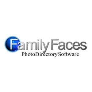 FamilyFaces Logo - High Power Data Solutions Success Stories