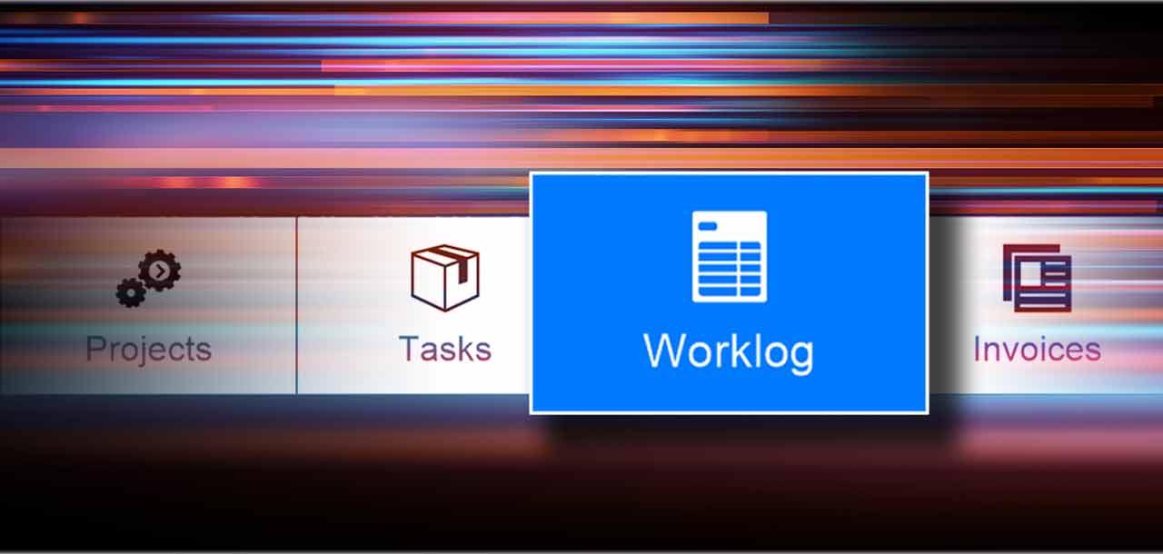Worklog header