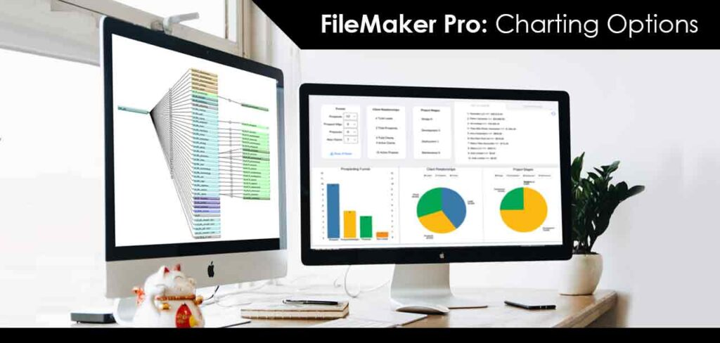 FileMaker Pro Charting Options